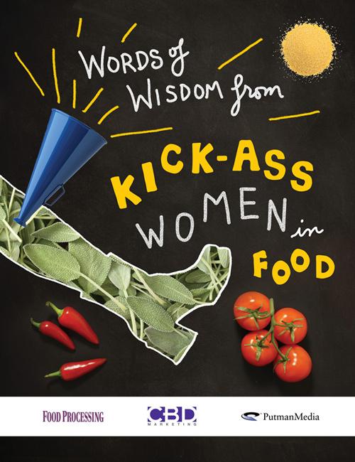 Words of Wisdom from Kick-Ass Women in Food