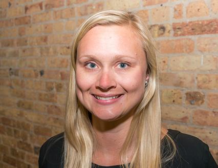 Candice Hudson, a Senior Account Executive at CBD Marketing.