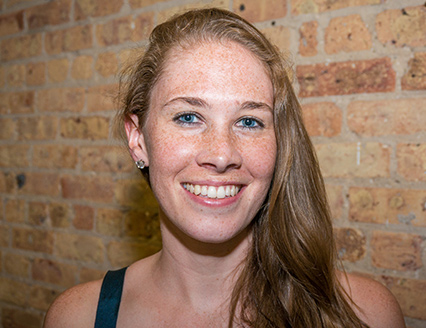 Kelly Bradley, an Account Executive in PR and Social Media at CBD Marketing.