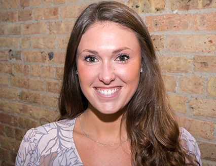 Stephanie Cox, an Account Executive at CBD Marketing.