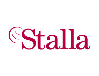 The logo for Stalla, a financial services institution.