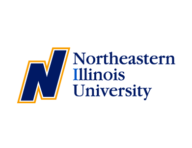 The logo for Northeastern Illinois University, a higher education institution.
