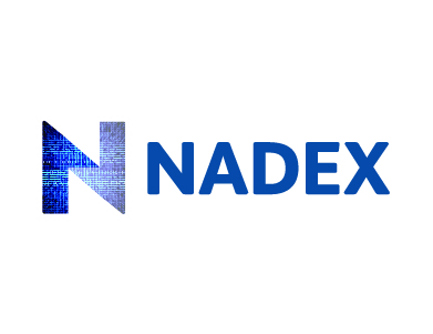 The logo for Nadex, a financial services institution also known as the Northern American Derivatives Exchange. Nadex offers a US-based, retail-focused online binary options exchange.
