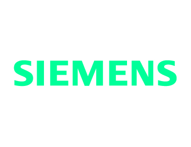 The Siemens AG logo is shown here.