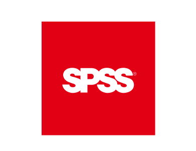 The logo for SPSS Statistics, a software package used for interactive or batched statistical analysis. SPSS is owned by IBM, a technology corporation.