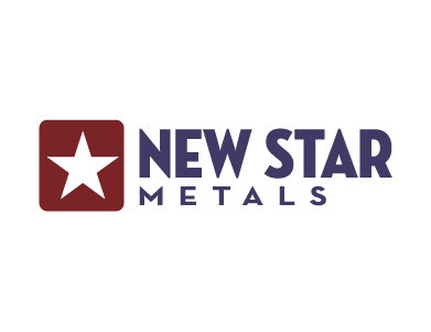 The logo for New Star Metals, a manufacturing company.