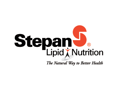 The logo for Stepan Lipid Nutrition, a leading global producer of patented, science-based nutritional oils used in the food, nutrition and pharmaceutical industries.