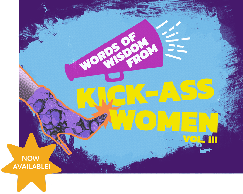 Kick-Ass Women Vol. 3 is now available!