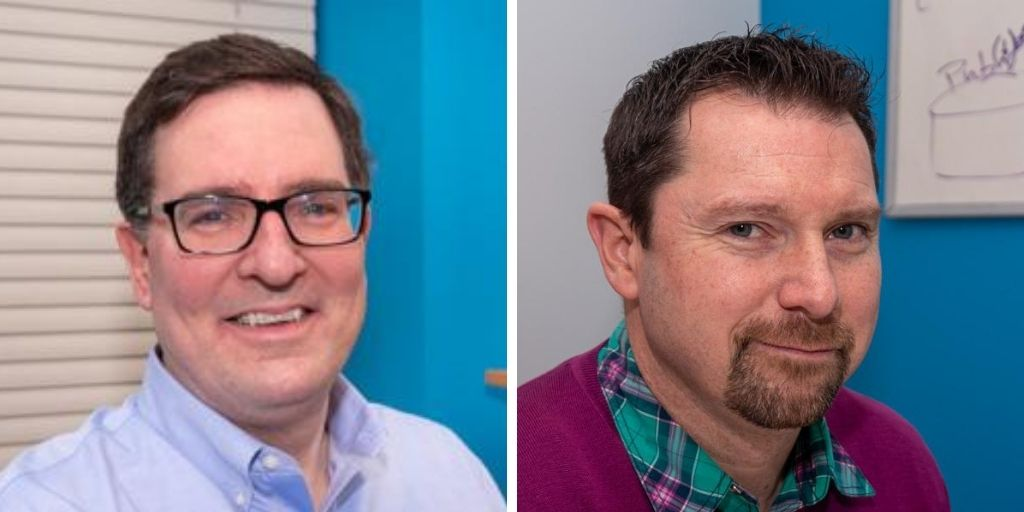 Bob Musinski and Mark Robinson Promoted to SVP Roles