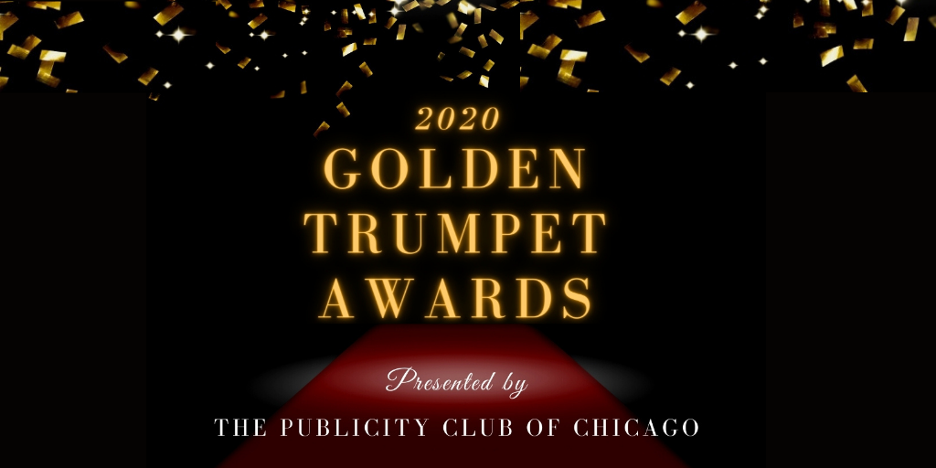 PCC Golden Trumpet Awards 2020 Logo